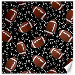 Football Player Canvas 16  X 16   by Jojostore