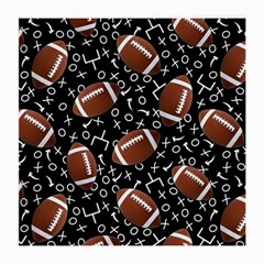 Football Player Medium Glasses Cloth