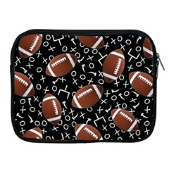Football Player Apple Ipad 2/3/4 Zipper Cases