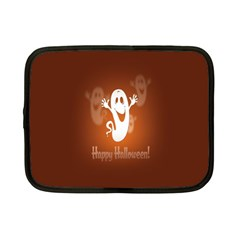 Funny Halloween Netbook Case (small)  by Jojostore