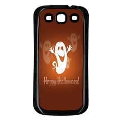 Funny Halloween Samsung Galaxy S3 Back Case (black)