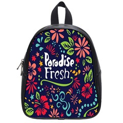 Hawaiian Paradise Fresh School Bags (small)  by Jojostore