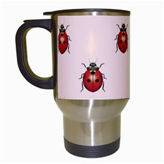 Insect Animals Cute Travel Mugs (white)