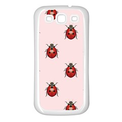 Insect Animals Cute Samsung Galaxy S3 Back Case (white) by Jojostore