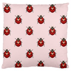 Insect Animals Cute Standard Flano Cushion Case (one Side) by Jojostore