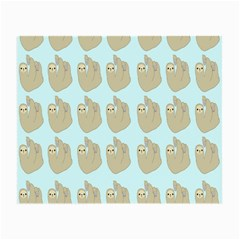 Kukang Animals Small Glasses Cloth (2 Side) by Jojostore