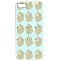 Kukang Animals Apple Iphone 5 Hardshell Case With Stand