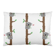 Koala Pattern Pillow Case by Jojostore