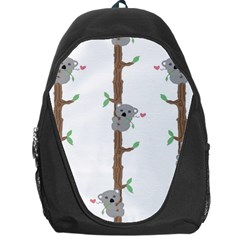 Koala Pattern Backpack Bag by Jojostore