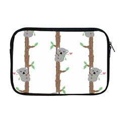 Koala Pattern Apple Macbook Pro 17  Zipper Case