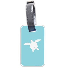 Pet Turtle Paper Origami Luggage Tags (one Side)