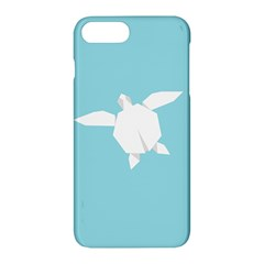 Pet Turtle Paper Origami Apple Iphone 7 Plus Hardshell Case by Jojostore