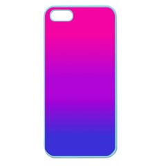 Pink Purple Blue Apple Seamless Iphone 5 Case (color) by Jojostore