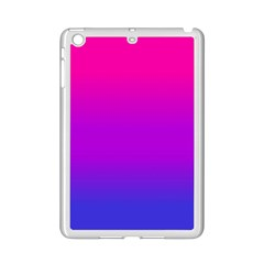 Pink Purple Blue Ipad Mini 2 Enamel Coated Cases by Jojostore