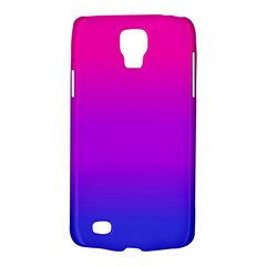 Pink Purple Blue Galaxy S4 Active by Jojostore