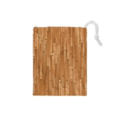 Parquet Floor Drawstring Pouches (small)