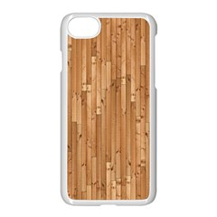 Parquet Floor Apple Iphone 7 Seamless Case (white) by Jojostore