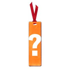 Question Mark Small Book Marks by Jojostore