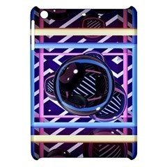 Abstract Sphere Room 3d Design Apple Ipad Mini Hardshell Case by Amaryn4rt