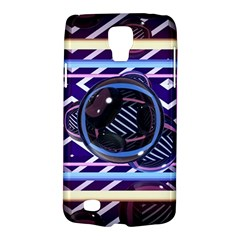 Abstract Sphere Room 3d Design Galaxy S4 Active by Amaryn4rt