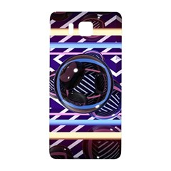 Abstract Sphere Room 3d Design Samsung Galaxy Alpha Hardshell Back Case by Amaryn4rt