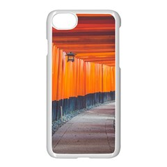 Architecture Art Bright Color Apple Iphone 7 Seamless Case (white)
