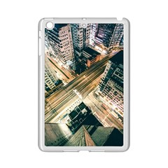 Architecture Buildings City Ipad Mini 2 Enamel Coated Cases by Amaryn4rt