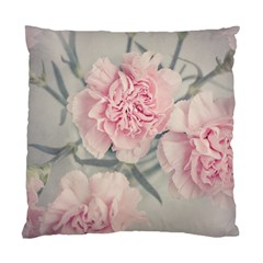 Cloves Flowers Pink Carnation Pink Standard Cushion Case (one Side) by Amaryn4rt
