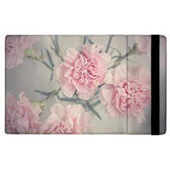 Cloves Flowers Pink Carnation Pink Apple Ipad 2 Flip Case by Amaryn4rt