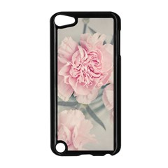 Cloves Flowers Pink Carnation Pink Apple Ipod Touch 5 Case (black) by Amaryn4rt