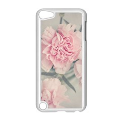 Cloves Flowers Pink Carnation Pink Apple Ipod Touch 5 Case (white) by Amaryn4rt