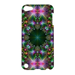 Digital Kaleidoscope Apple Ipod Touch 5 Hardshell Case by Amaryn4rt