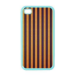Printable Halloween Paper Apple Iphone 4 Case (color)