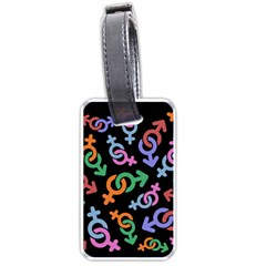 Sexsymbol Luggage Tags (one Side)  by Jojostore