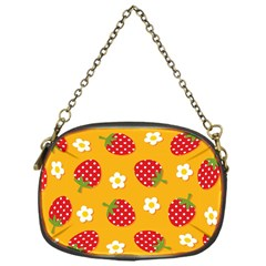 Strawberry Chain Purses (one Side)  by Jojostore