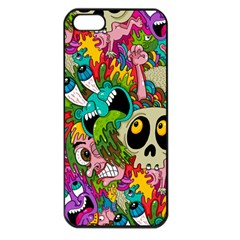 Sick Pattern Apple Iphone 5 Seamless Case (black)