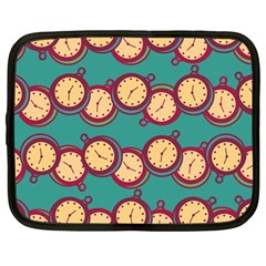 Timing Smart Time Netbook Case (large) by Jojostore