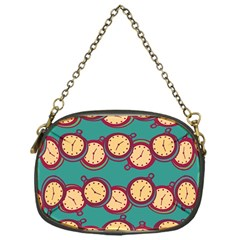 Timing Smart Time Chain Purses (one Side)  by Jojostore
