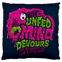 Unfedmind Standard Flano Cushion Case (two Sides)