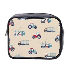 Truck Mini Toiletries Bag 2 Side