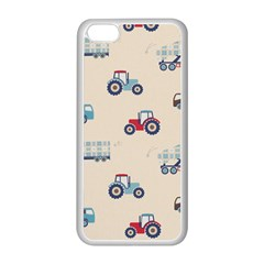 Truck Apple Iphone 5c Seamless Case (white) by Jojostore
