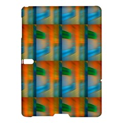 Wall Of Colour Duplication Samsung Galaxy Tab S (10 5 ) Hardshell Case  by Jojostore