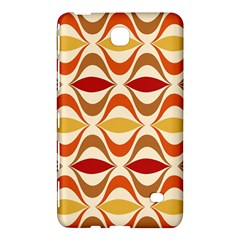 Wave Orange Red Yellow Rainbow Samsung Galaxy Tab 4 (8 ) Hardshell Case  by Jojostore