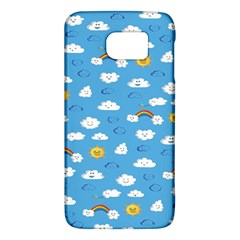 White Clouds Galaxy S6 by Jojostore
