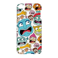 Weird Faces Pattern Apple Ipod Touch 5 Hardshell Case by Jojostore