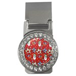 Xmas Santa Clause Money Clips (CZ)  Front
