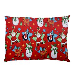 Xmas Santa Clause Pillow Case