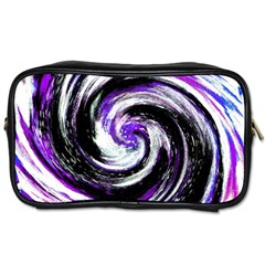 Canvas Acrylic Digital Design Toiletries Bags 2 Side by Amaryn4rt