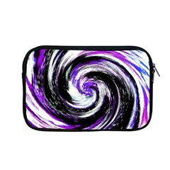 Canvas Acrylic Digital Design Apple Macbook Pro 13  Zipper Case