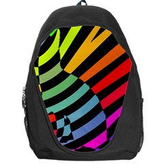 Casino Cat On The Verge Of Scratch Attack Backpack Bag by Jojostore